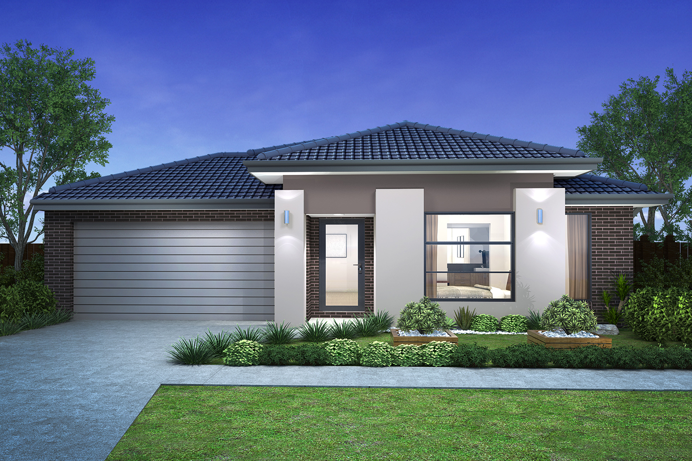 Archie 260 New Homes Melbourne New Home Designs
